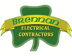 Brennan Electrical Contractors Logo