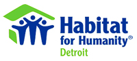 Habitat for Humanity Detroit Logo