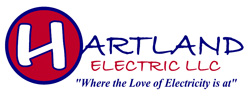 Hartland Electric Logo