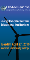 Energy Policy initiatives Conference at Macomb Community College April 27 2010