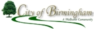 City Of Birmingham Logo