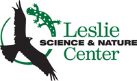 Leslie Science and Nature Center Logo