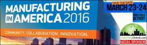 Manufacturing In America 2016