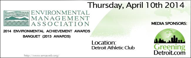 Environmental Achievement Awards Banquet