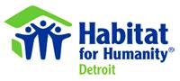 Habitat for Humanity Detroit Logo