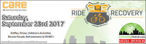 CARE - RIDE 4 RECOVERY