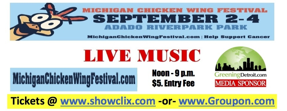 2016 Chicken Wing Festival