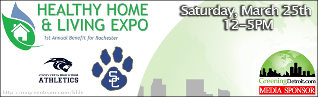 Mi Green Team - HEALTHY HOME & LIVING EXPO