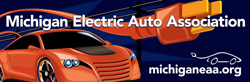 Michigan Electric Automobile Association Logo