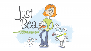 Just Bea Cartoon