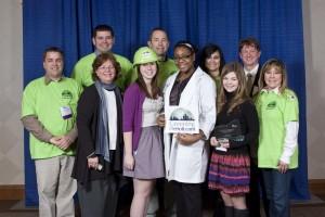 Future City 2011 Green City Award Winner, sponsored by GreeningDetroit.com