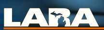 Licensing and Regulatory Affairs (LARA)