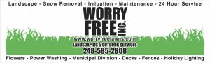 Worry Free Outdoor Services