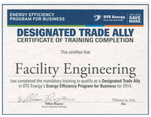 DTE award