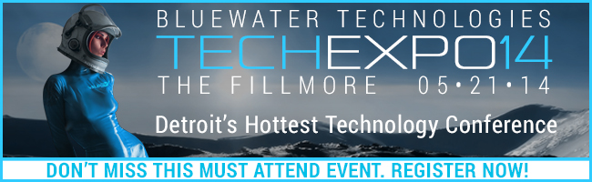 blue water tech expo