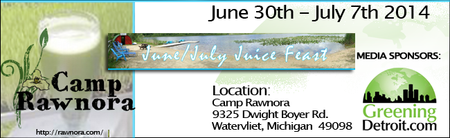 June July Juice 2014