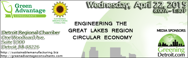 Engineering the Great Lakes Region Circular Economy