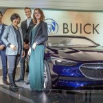 Buick Avista design team