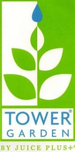 Tower Garden by Juice Plus Logo