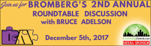 Bromberg - Second Annual Roundtable Discussion